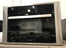 Thermador 24  Masterpiece Stainless Steel Steam Single Wall Oven W  30  Trim
