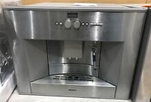 Gaggenau 24  Fully Automatic Stainless Steel Built in Coffee Machine CM210710