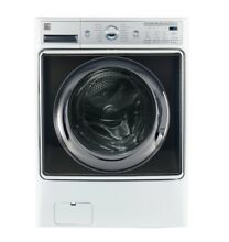 Kenmore Smart 41982 5 2 cu ft  Front Load Washer with Accela Wash Technology in
