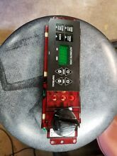 GE OVEN STOVE MAIN CONTROL BOARD   INTERFACE with KNOB   183D6012P003