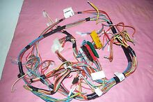 SPLENDIDE WASHER DRYER COMBO   WDC1025MCEE COMPLETE WIRING HARNESS