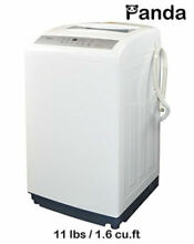 Portable Machine Washing Compact Washer Mini Spin Laundry Small Dorm Electric Ss