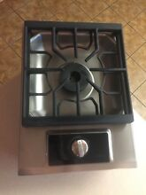 Wolf 15  Multi Function Gas Cooktop IM15 S