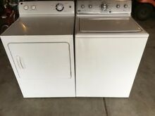 Washer and Dryer Combo   2012 Maytag Centennial  and 2012 General Electric Dryer