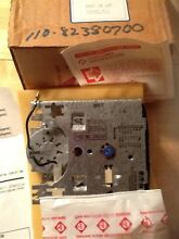 NIB Vintage Kenmore A W Washer TIMER Part   378133