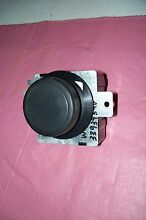 OEM KENMORE WHIRLPOOL DRYER TIMER WITH KNOB   3393934D SEE PICTURES