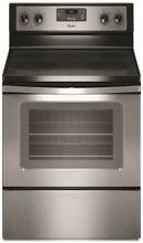 Whirlpool 282849 30 Inch  4 8 Cu  Ft  Single Oven Free St ing Electric Range