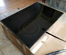 NOS Dacor cooktop touch top stove ETT304   1B black 30 in