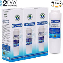 3Pk Replacement Whirlpool WRX735SDBM Refrigerator Water Filter For Fridge Kenmor