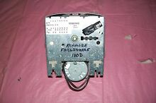 OEM KENMORE FRIGIDAIRE WASHER TIMER WITH KNOBS   131802100D SEE PICTURES