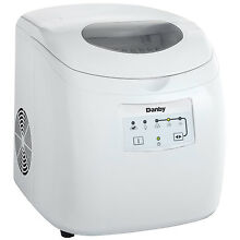 Danby Ice Maker White Countertop Small Appliance
