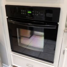 Frigidaire Electric Self Cleaning Electric Wall Oven   27    Black