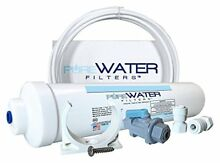 Inline Water Filter Kit for Ice Makers Parts Accessories Refrigerators Freezers