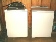 Whirlpool Cabrio Washer and Fischer and Paychal Electric Dryer  Local pickup