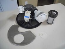 Kenmore Elite Dishwasher Pump and Motor Assembly Complete