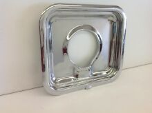 VINTAGE STOVE PARTS Tappan Super 60 Deluxe Doughboy 50 s Gas Range Burner PAN