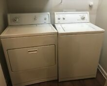 Kenmore 80 series Washer and Dryer complete set and parts  fully working
