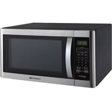 NEW Emerson Radio ER105004 1 6 CU FT Microwave