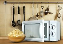 Microwave Countertop Oven Portable Dial Timer Warm Food Cook Dorm RV Cooking