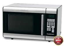 New Cuisinart CMW 100 Stainless Steel Microwave