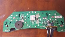 Whirlpool washer front panel electronic control board w10164402