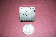 FRIGIDAIRE DRYER TIMER WITH KNOB   131063200G SEE PICTURES