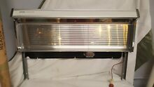 Unused Jenn Air Range Backsplash Lighted Stainless Model No  A519 A509
