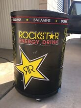 Rockstar Energy Drink Refrigerating Upright Convinience Store Cooler