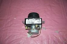 OEM WHIRLPOOL DRYER TIMER WITH KNOB   8299780B SEE PICTURES
