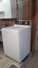 VINTAGE MAYTAG WASHER  60  AND GAS DRYER  60