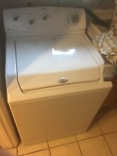 Used Maytag Ensignia Washer model MAV6458AWW   PICK UP ONLY