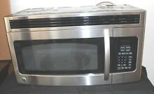 GE Spacemaker Over the Range Microwave JNM1541SMSS