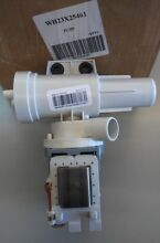GE Washer Drain Pump WH23X25461  Experienced