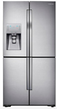 NEW Samsung RF23J9011SR AA 22 5 cu  ft  4DoorFlex French Door Refrigerator in SS