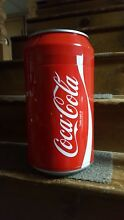 Portable Coca Cola Mini Can Fridge 8 Can Electric Refrigerator Cooler