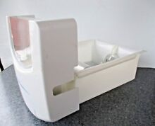 Genuine   GE Refrigerator FREEZER IceCube Bucket  Auger Complete Assembly