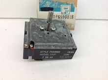 VINTAGE STOVE PARTS 6590818 Frigidaire 60 s Twin 30 Range Speed Heat Switch