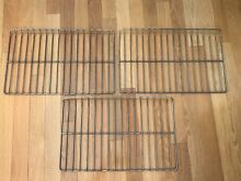 GE OVEN RACK WB48T10020 set of 3 PRE OWNED