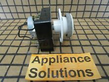 Maytag Dryer Timer w Knob  White  33001634  6 3095540   30 DAY WARRANTY