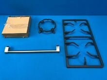 Magic Chef 24  Free Standing Gas Range PARTS Oven Handle Burner Guards