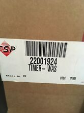 Genuine 22001924 Maytag Washer Dryer Combo Timer Washer