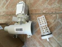 Wh23x10028 GE clothes washer drain pump BRAND NEW