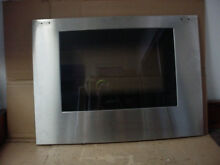 Thermador 30  Double Oven Outer Door Glass Very Minor Wear Part  14 38 724 03