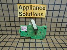 Kenmore Washer User Interface   Control Board  326048438   30 DAY WARRANTY