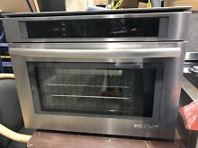 Jenn Air 24  Stainless Steel Steam Convection Wall Oven JBS7524BS  2900