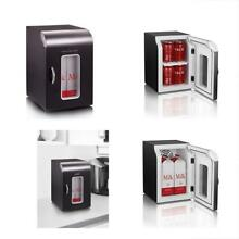 Compact Refrigerators Portable Personal Mini Fridge  For Home  Office  Six Can 2