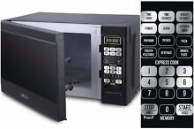 0 7 Cu Ft 700W Compact Digital Microwave Oven Digital Control Cooking Functions