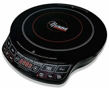 NuWave Precision Induction Cooktop 1300 Watts Cooktops Ranges Cooking Appliances