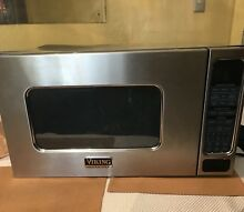 Viking VMOS201SS Conventional Microwave Oven Countertop Built in NEW Damaged