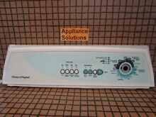 Fisher   Paykel Dryer Control Panel w Touch Pad  WE19M1019   30 DAY WARRANTY